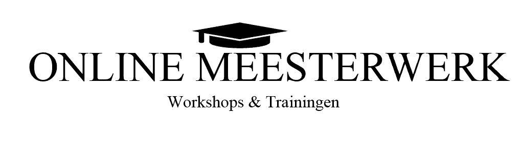 workshop solliciteren leren presenteren
