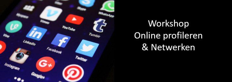 training workshop online profileren en netwerken